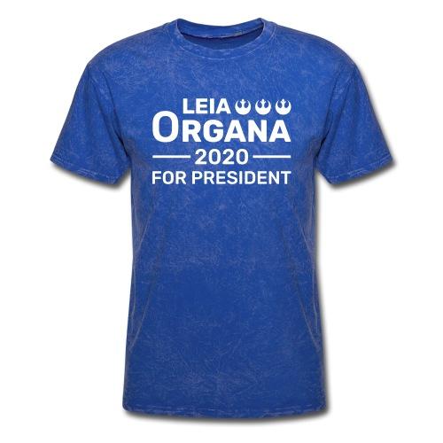 Leia Organa For President 2020 - Men's T-Shirt