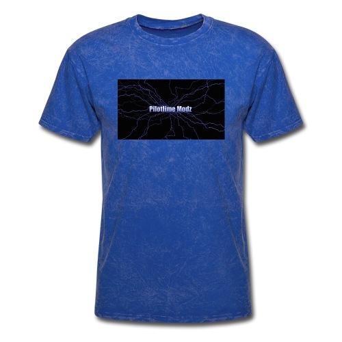 backgrounder - Men's T-Shirt