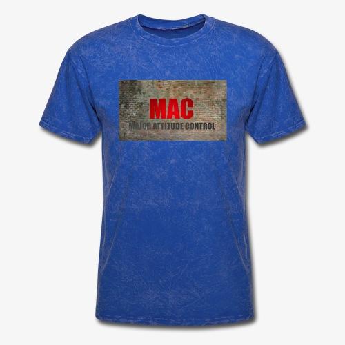 MAC LOGO - Men's T-Shirt