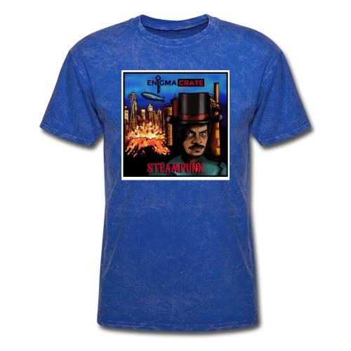 Enigma Crate: Steampunk - Men's T-Shirt
