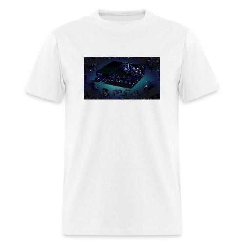 ps4 back grownd - Men's T-Shirt