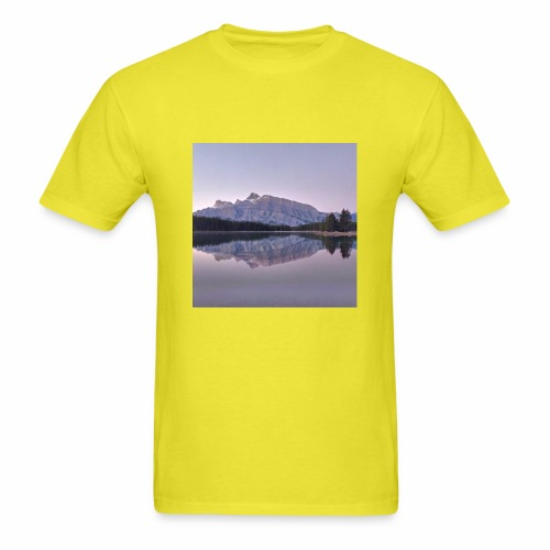 Rockies with sleeves - Men's T-Shirt