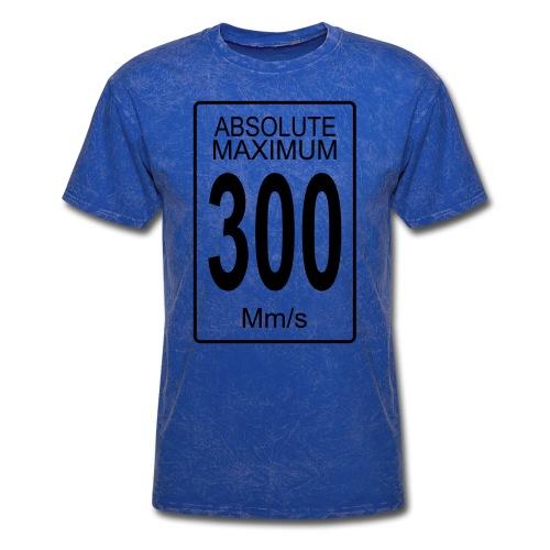 Absolute Maximum - Speed of Light - Men's T-Shirt