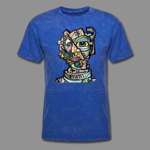 The Machinist - Men's T-Shirt