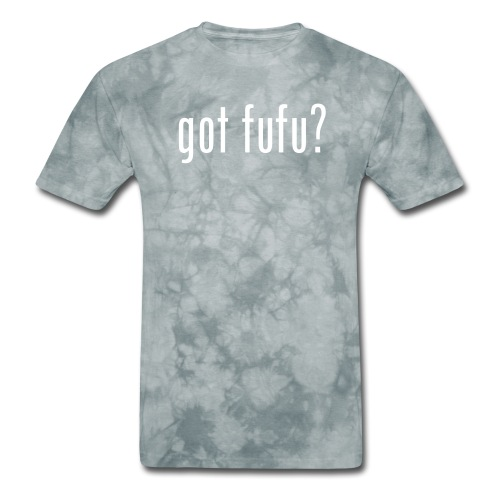 got fufu Women Tie Dye Tee - Pink / White - Men's T-Shirt