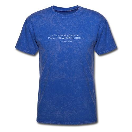 Traveling Shoes - Men's T-Shirt