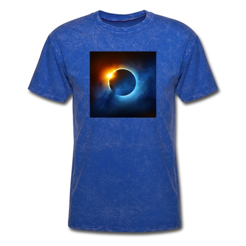 xoresi_xzor eclipse - Men's T-Shirt
