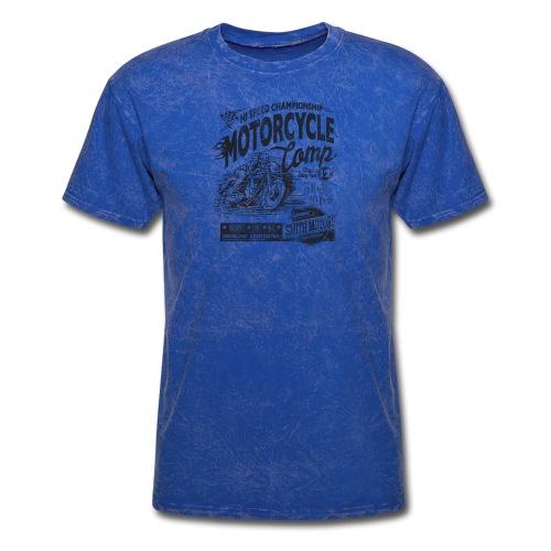 vintage bike - Men's T-Shirt