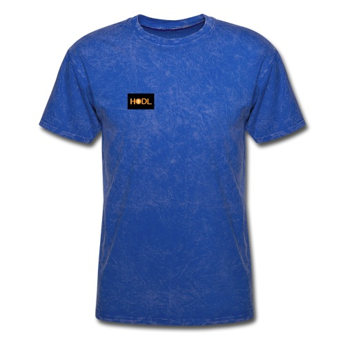 HODL BTC - Men's T-Shirt