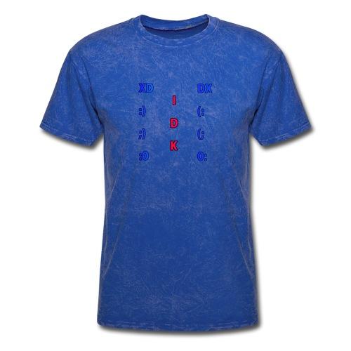 Many Faces! - Men's T-Shirt
