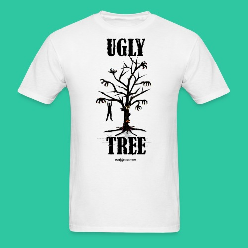 The Ugly Tree 2 - Men's T-Shirt