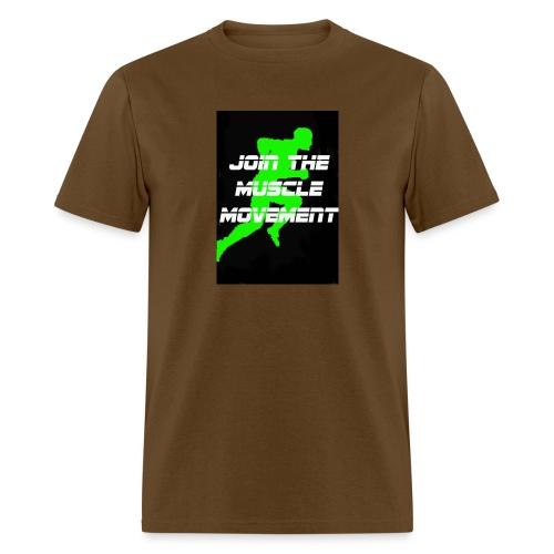 muscle movement - Men's T-Shirt
