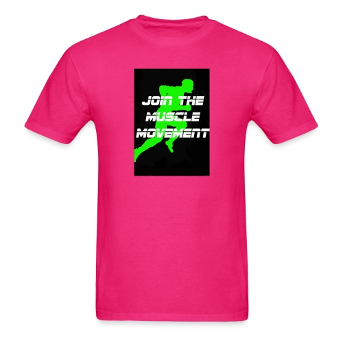 muscle movement - Men's T-Shirt