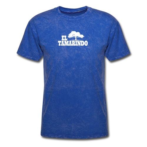 El Tamarindo Tree 2 White - Men's T-Shirt
