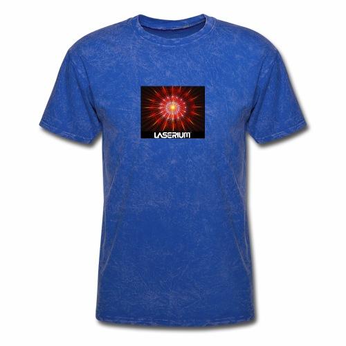 LASERIUM Laser starburst - Men's T-Shirt