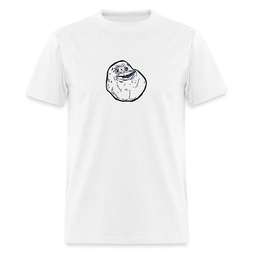 premium forever alone - Men's T-Shirt