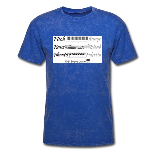 Singing Skills - Men's T-Shirt