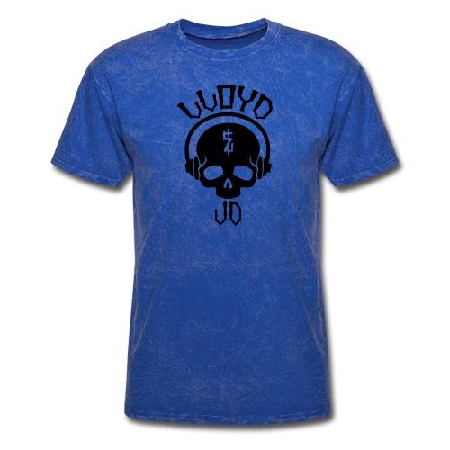 Lloyd JD Logo - Men's T-Shirt