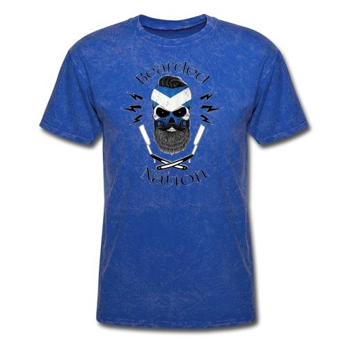 Scotland BN SKULL - Men's T-Shirt