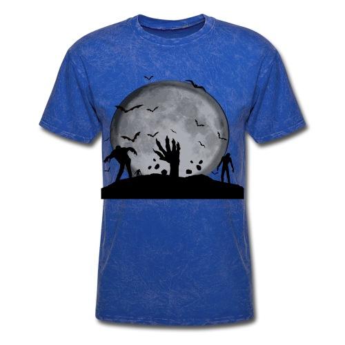 zombie shirt - Men's T-Shirt