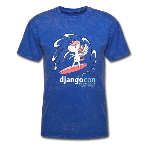 DjangoCon Australia 2018 - Men's T-Shirt