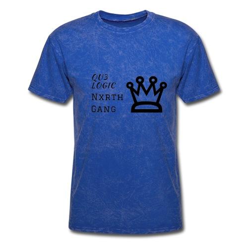 Qu3Logic/Northgang - Men's T-Shirt