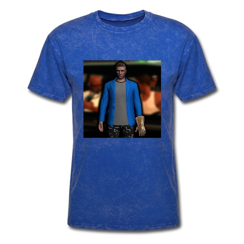 Black Demon shirt - Men's T-Shirt