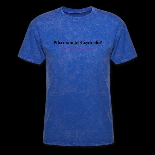 Cayde Tshirt Text - Men's T-Shirt