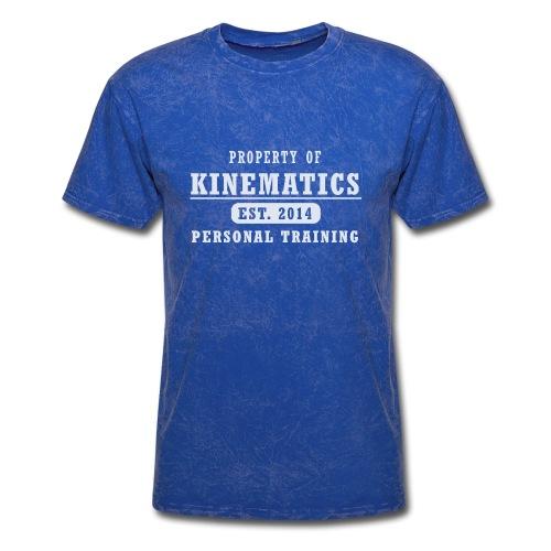 Property of shirt gray - Men's T-Shirt