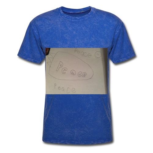 Peace roket - Men's T-Shirt