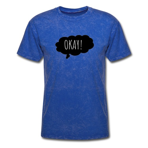 OKAY STARS - Men's T-Shirt