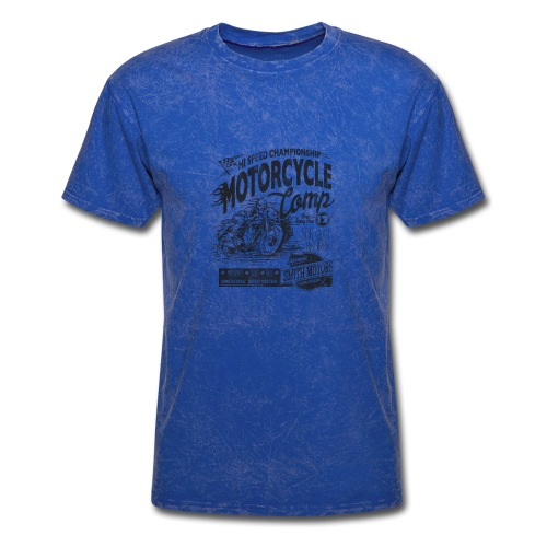 vintage bike - Men's T-Shirt