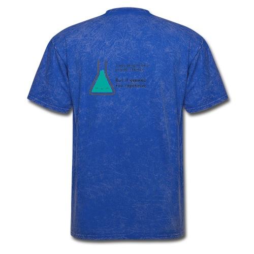 Polymer joke - Men's T-Shirt