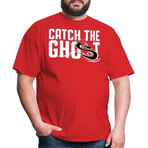 Catch The Ghost - Black Shifter - Men's T-Shirt