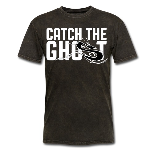 Catch The Ghost - Black Shifter - Men's T-Shirt