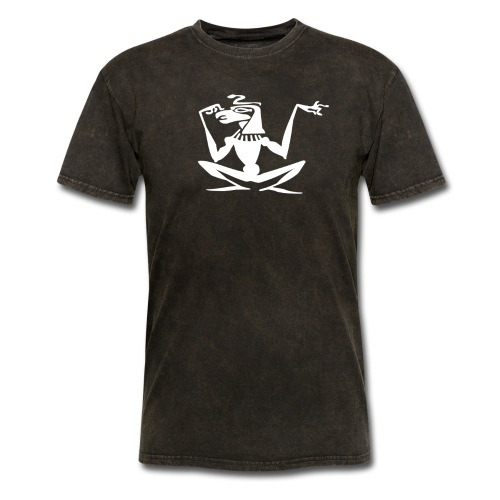 LizardPerson png - Men's T-Shirt