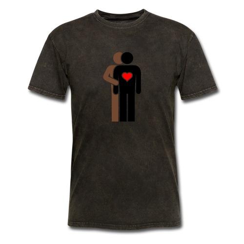 MAN LOVE DIVERSITY No. 002 - Men's T-Shirt