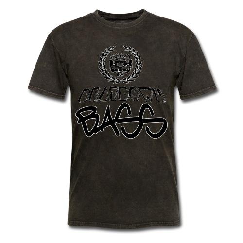 BEATDOWN BLACK LOGO - Men's T-Shirt
