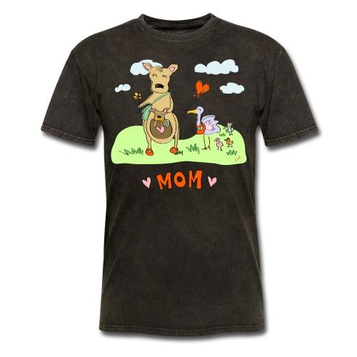 Mom is Best - Men's T-Shirt
