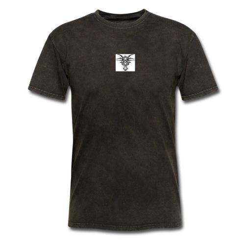 Tribal Dragon - Men's T-Shirt