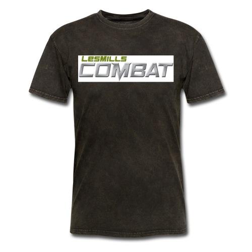 Combat tshirt edited 1 jpg - Men's T-Shirt