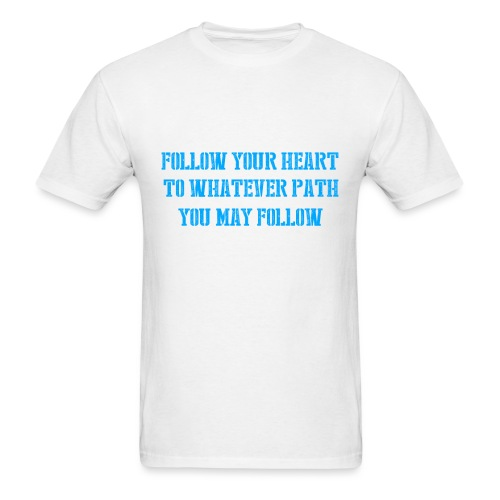quote 1 png - Men's T-Shirt
