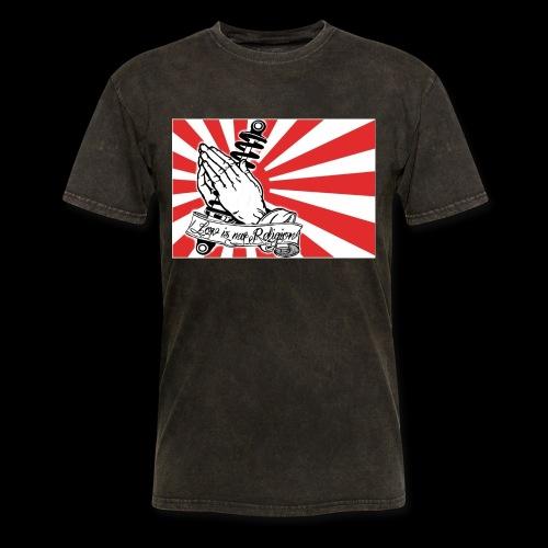 JDM-LowIsMyReligion - Men's T-Shirt