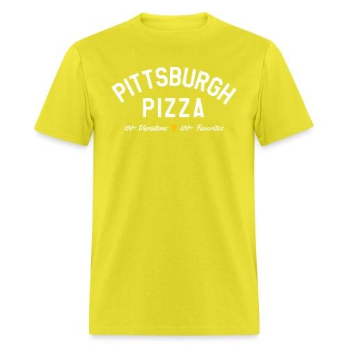 Pittsburgh Pizza - Men's T-Shirt