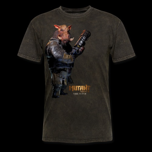 Mutant Year Zero Road to Eden - Men's T-Shirt