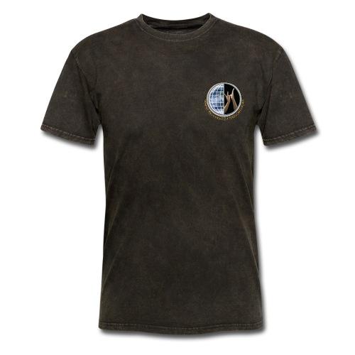 DMI Color Logo - Men's T-Shirt