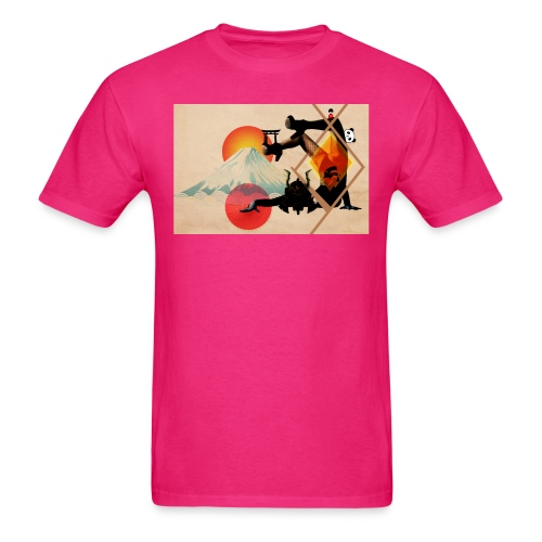 Japaned - Men's T-Shirt