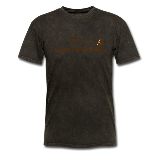 DeJa Pu - Men's T-Shirt