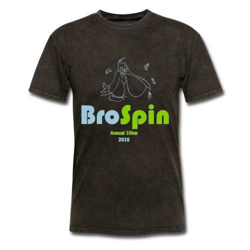 Brospin 10km - Men's T-Shirt