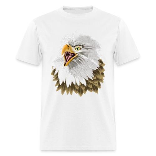 Big, Bold Eagle - Men's T-Shirt